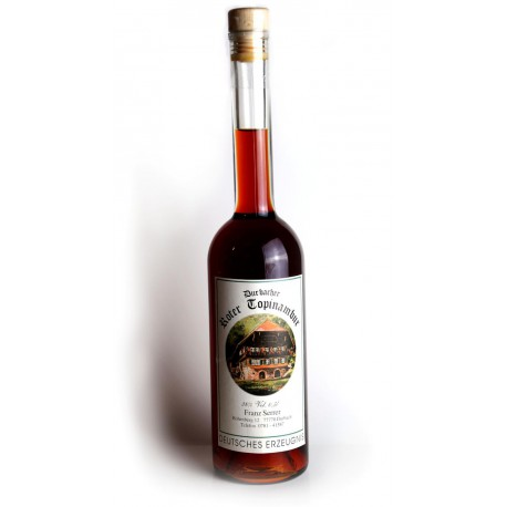 Durbacher Roter Topinambur (0.5L Flasche)
